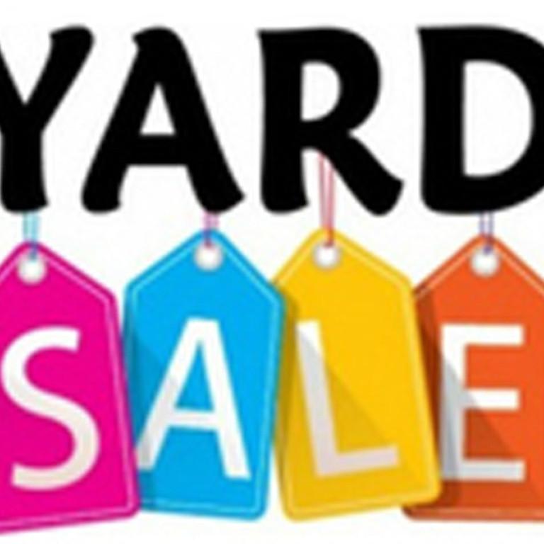Twisted Pop Up Yard Sale