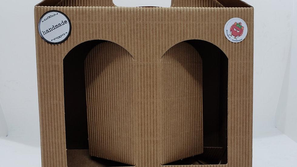 Gift Box 2 x short 500ml jars