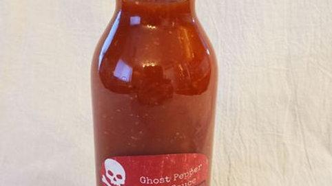 Ghost Pepper Glory 12 OZ