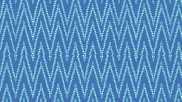 Beaded Zigzag Blue VALORI WELLS Enchanted