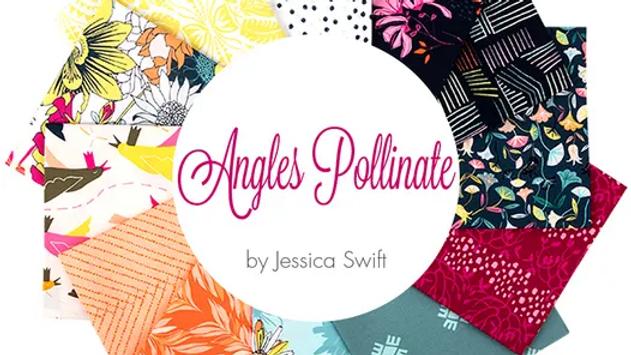 Pollinate FQ Bundle JESSICA SWIFT Art Gallery