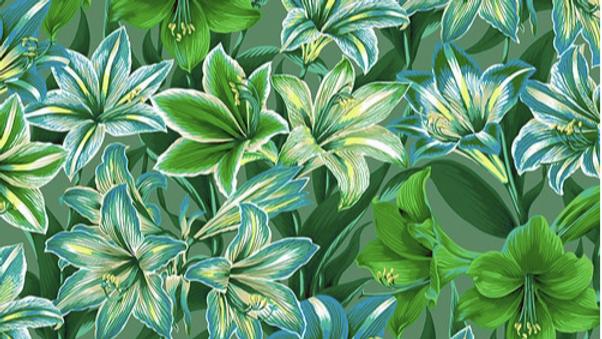 Amaryllis KAFFE FASSETT Green