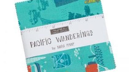 Pacific Wanderings MARA PENNY Moda Fabrics