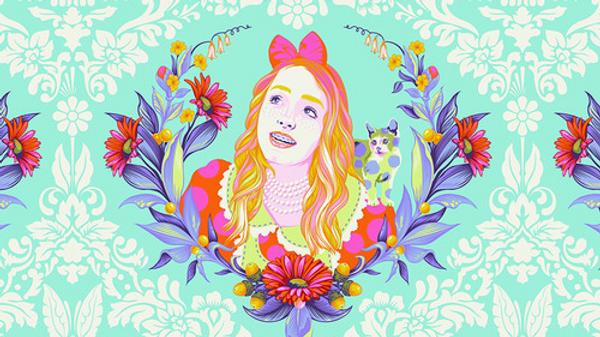 Alice TULA PINK Curiouser & Curiouser