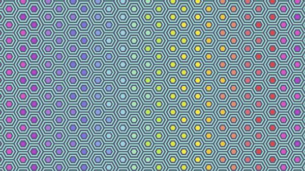 Hexy Rainbow TULA PINK True Colors