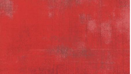 "108"" Wide Backing - MODA Grunge - Cherry"
