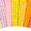 Thumbnail: Spring Shimmer Ten Squares JENNIFER SAMPOU Robert Kaufman