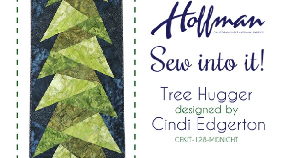 Tree Hugger Kit by Cindi Edgerton