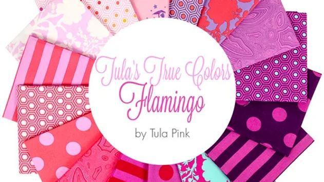 Flamingo FQ Bundle TULA PINK True Colors