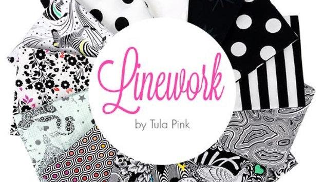 Linework FQ Bundle TULA PINK FreeSpirit Fabrics