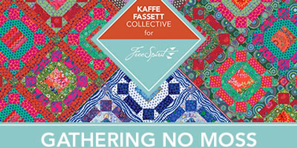 """Gathering No Moss"" QAL with Kaffe Fassett - TBD"