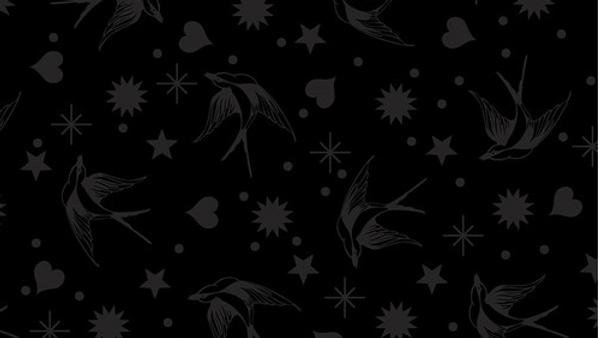 Fairy Flakes TULA PINK Linework