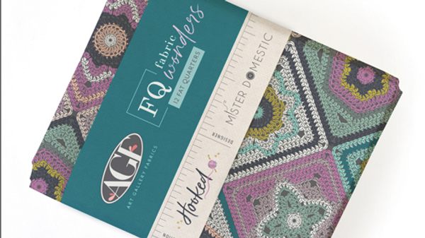 Hooked FQ Bundle by Mr. Domestic