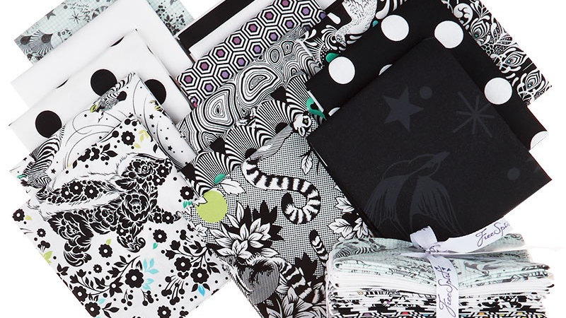 Linework One Yard Bundle TULA PINK FreeSpirit Fabrics