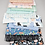 Thumbnail: Kitty Garden FQ Bundle by Jenny Ronen for Birch Organic