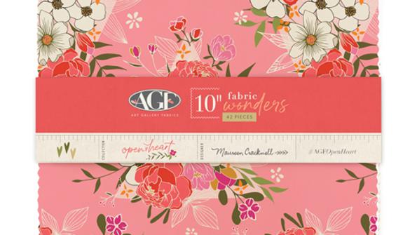 Open Heart FQ Bundle MAUREEN CRACKNELL Art Gallery Fabrics