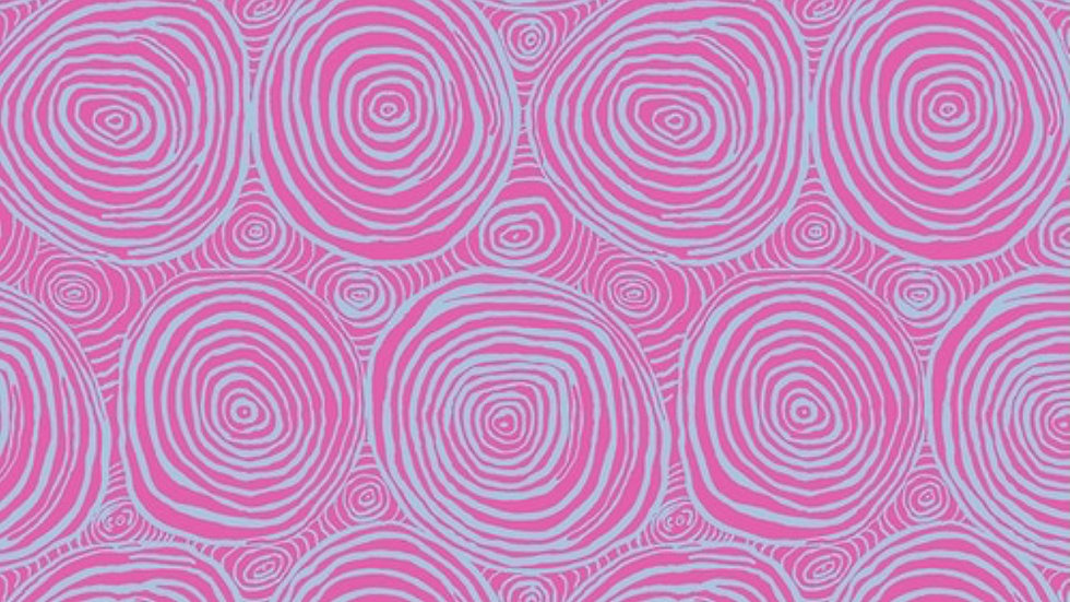 "108"" Backing KAFFE FASSETT Onion Rings"