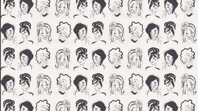 Belles Parisiennes - Cotton Sateen