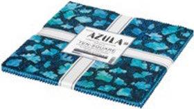 Azula Ten Squares ROBERT KAUFMAN Artisan Batiks