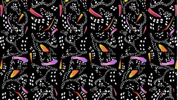 Monarch Stripe LORRAINE TURNER Migration