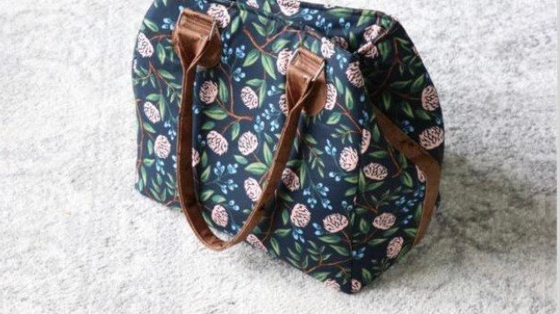 Molly Bag Pattern SALLIE TOMATO