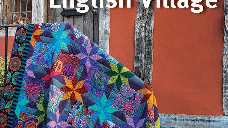 Quilts in an English Village KAFFE FASSETT