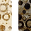 "Thumbnail: Artisan Batiks - Rings & Dots - 10"" Layer Cake"