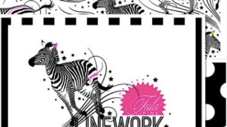 Linework FQ Bundle by Tula Pink
