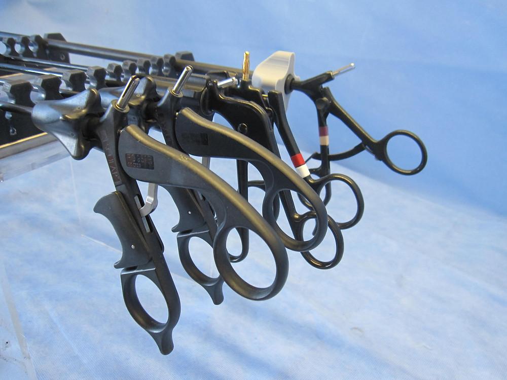 Instrumental laparoscopía equipment medical