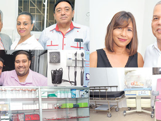 Inaugurated company that sells, rents and repairs medical equipment and accessories