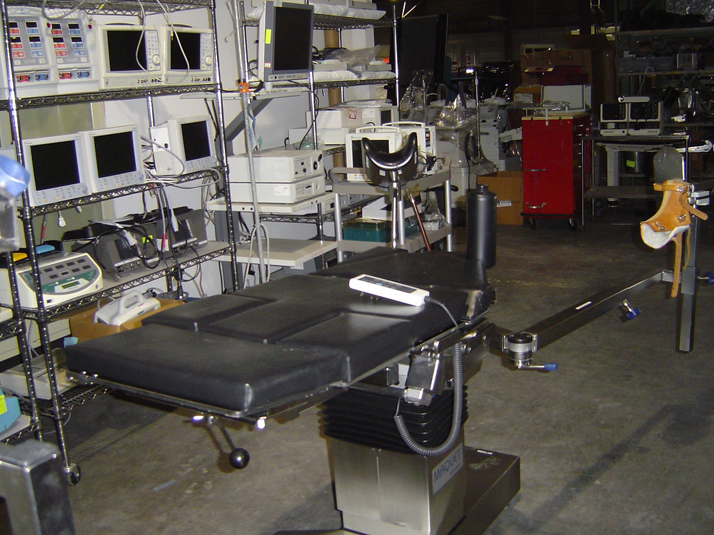 equipment medical surgical tablet Maquett Orthostar