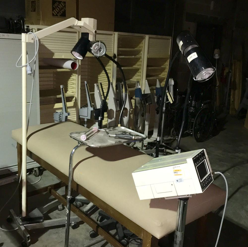 Rental services medical equipment movie