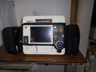PHISIO CONTROL LIFEPAK 12 Defibrillator/Monitor
