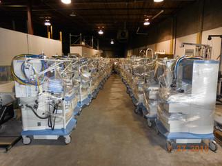 Drager Medical - Narkomed 6400 Anesthesia Workstation