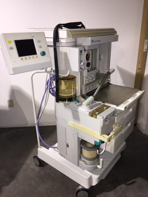 anesthesia machines Aestiva/5 7100