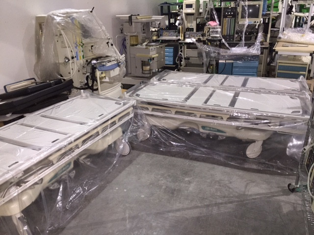 beds for hospitals and clinics