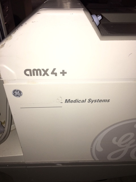 equipment X Ray AMX 4+