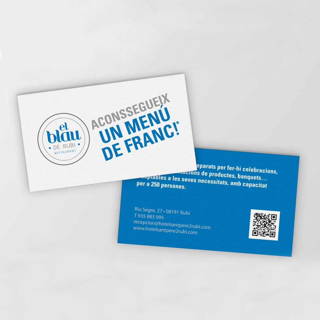 El blau restaurant