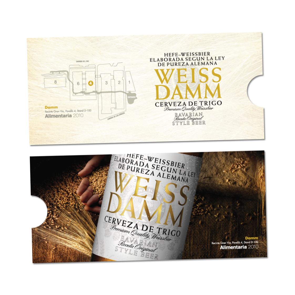 Weiss Damm