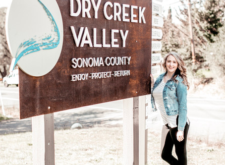 Grape Girl Guide to Dry Creek Valley Wineries