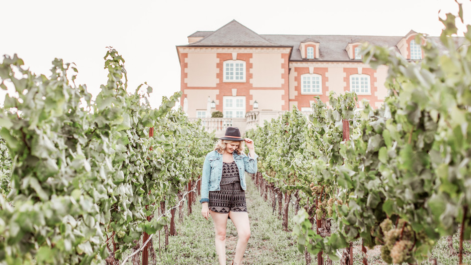 The Real Happiest Place on Earth, Domaine Carneros