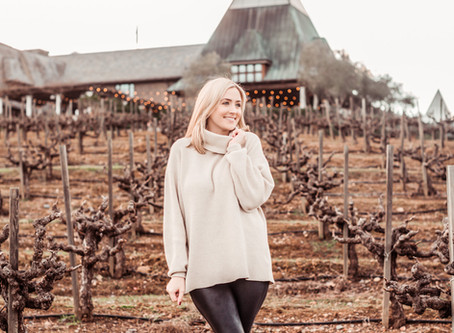 5 Reasons to Plan a Winter Trip to Sonoma Wine Country