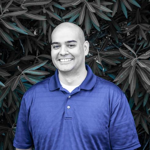 Jason Sepulveda, Collections Supervisor