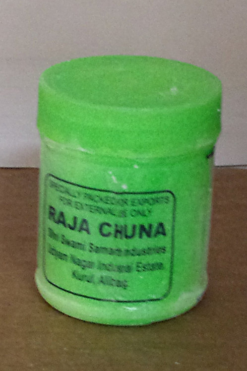 Raja Chuna (Lime) 100gm 6 pcs Free Shipping