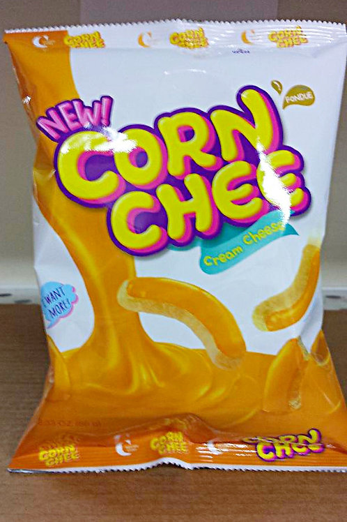 Crown Corn Chee 66gm 3pkgs Free Shipping
