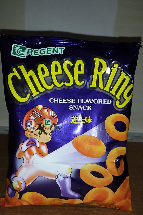 Regent Cheese Ring 60gm 4 pkgs Free Shipping