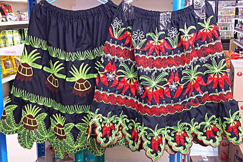 Pohnpei Skirt (Uhrose) New Design Fre Shipping