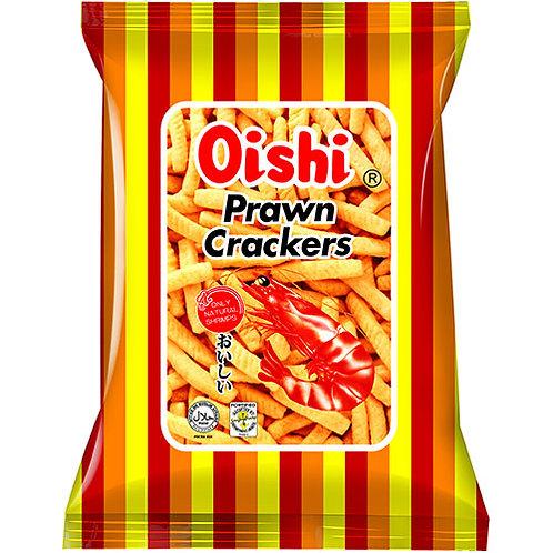 Oishi Prawn Crackers 60gm Free Shipping