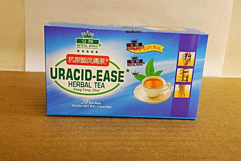 Royal King Uracid-Ease Herbal Tea 20 bags 5 boxes Free Shipping