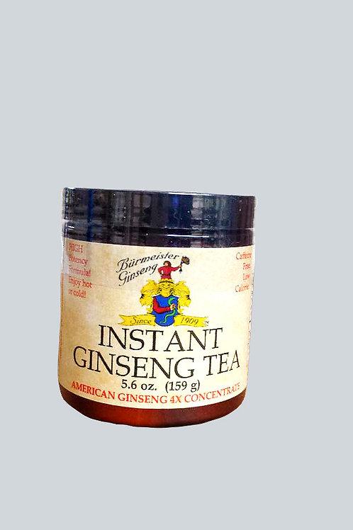 Burnmeister Instant Ginseng Tea 159gm 2 jars Free Shipping